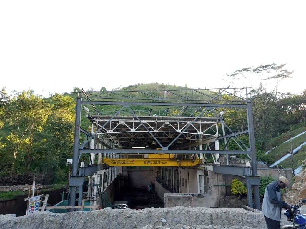Kengen Wanjii Station